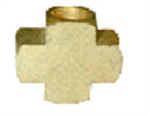 Pipe Cross (NPT)