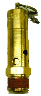 Control Devices, Safety Relief Valves