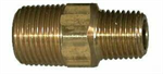 Reducing Hex Nipple (NPT), Brass Pipe Fittings