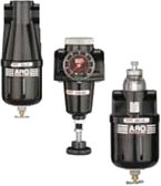 Inline Air Filters, Regulators, Lubricators