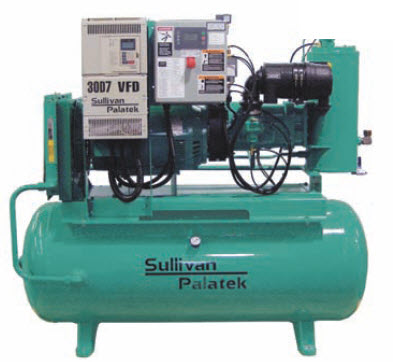Sullivan Palatek Refrigerated Air Dryer Sprf 115a 116