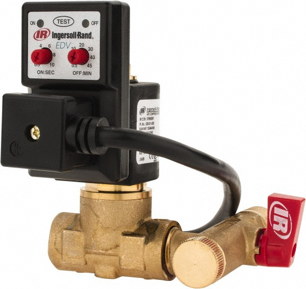 Image result for Electronic Drain Valve