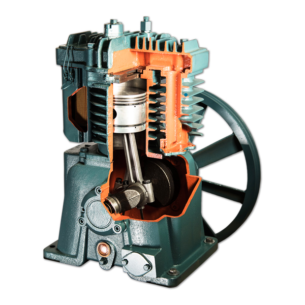 Replacement Air Compressor Pump >> Fs Curtis Cts Series 3 Hp Single Stage Fc30 Replacement Air