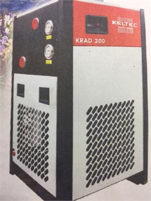 "Keltec Technolab, 10acfm Capacity, 115/1/60 Voltage, 1/2"" NPT Connection size, Refrigerated Air Dryer"