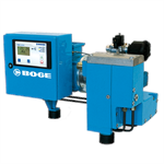 Boge CL Series, 5HP, 14CFM@125psi, 208-230/460/3/60V, Quiet Rotary Screw Air Compressor