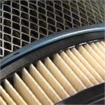 Castair Replacement Air Filter Element, Part# 8P