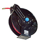Options for Air Compressor Air Hose Rewind Reels