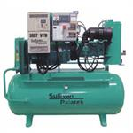 Sullivan Palatek 230 Volt- ODP VFD 100 HP Air Compressor