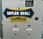 Saylor-Beall 1 1/2 - 5 HP Motors, 3 Phase, 230 or 460 Volt Alternator Control Panel