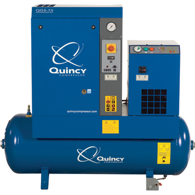 Quncy Qgs Rotary Compressors