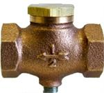Control Devices, In Line Check Valves