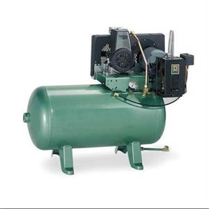 Saylor-Beall 7.5HP Electric Oilless 2 Stage Air Compressor SBTOL-75 Pump 80Gal
