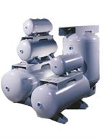"Saylor-Beall Optional Compressor Accessories, 200 Gallon - Horizontal Air Tank, 200 psig. Maximum Pressure 30"" X 72"""