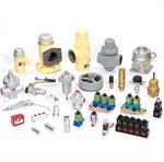 Air Compressor Parts photo of generic assortment of compressor parts